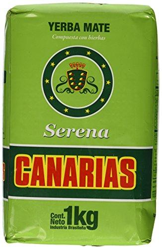 Canarias- Serena Yerba Mate 1kilo
