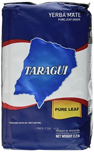 Taragui Sin Palo-yerba Mate-elaborada Despalada 22lbs 2pack