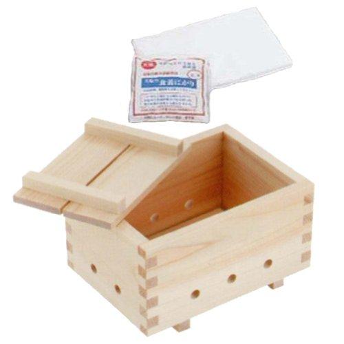 Yamako Tofu Maker Kit HINOKI 82597 by Tofu Kit