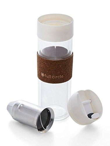 Full Circle FC17510W Brumi Coffee Pour Mug White