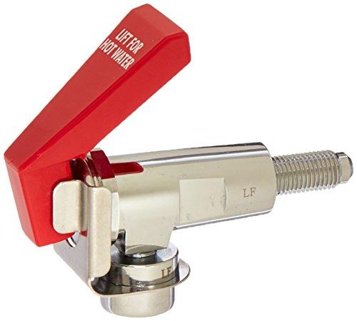 Bunn 12915 Chrome Hot Water Faucet for Bunn-O-Matic Coffee CWTF 14 m Flare