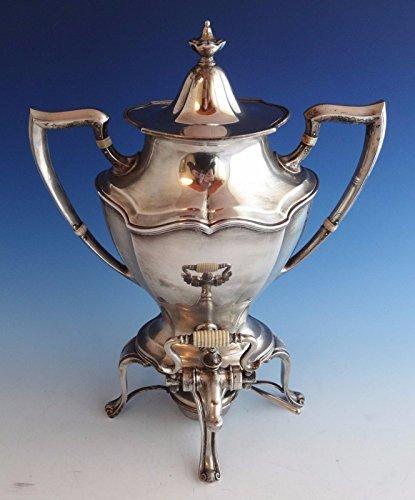 Hepplewhite by Reed Barton Sterling Silver Hot Water Urn  Samovor 0993