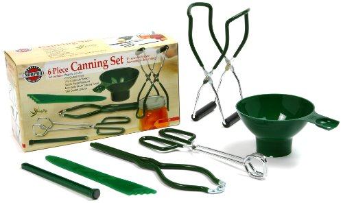 Norpro Canning Essentials Boxed Set 6 Piece Set