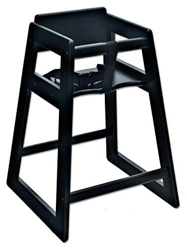 Koala Kare KB800-22 Deluxe Wood High Chair black  21 Height 20 width 29 Length