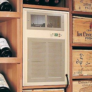 Breezaire WKL-4000 Wine Cellar Cooling Unit -Max Room Size  1000 cu ft