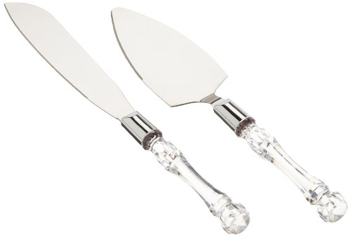 Wilton 120-840 Crystal Cut Serve Set