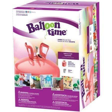 Balloon Time Jumbo 12 Helium Tank Blend Kit 3 PACK