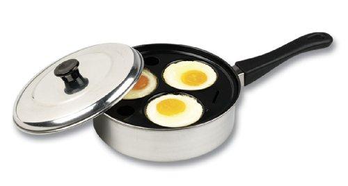 Better Houseware 4413 Non-Stick 3-Cup Egg Poacher