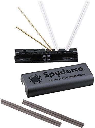 Spyderco Tri-Angle Sharpmaker Knife Sharpener 204MF