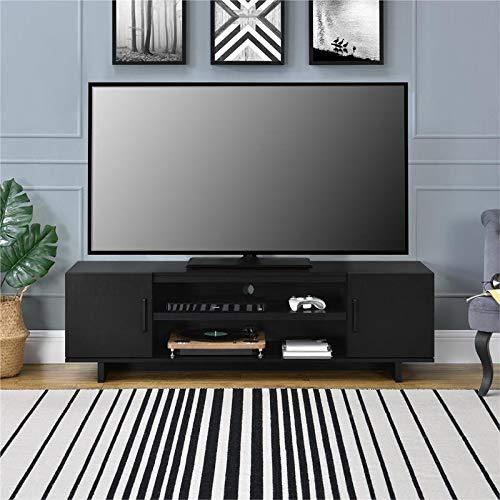 Ameriwood Home Southlander TV Stand Black Oak