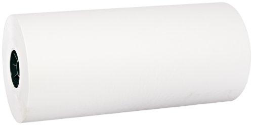 Aviditi BP1840W Butcher Paper Roll 1000 Length x 18 Width White