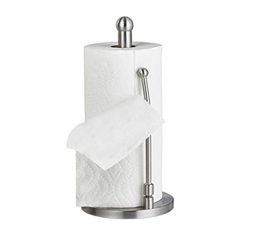 Alpine Industries Stainless Steel Paper Towel Holder - Paper Towel Dispenser Steel - Lite
