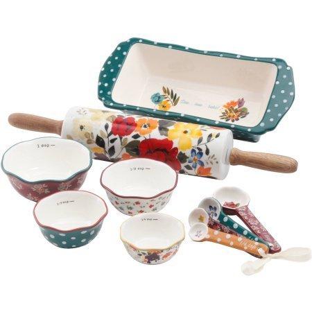 10-Piece Harvest Bakerware Set The Pioneer Woman