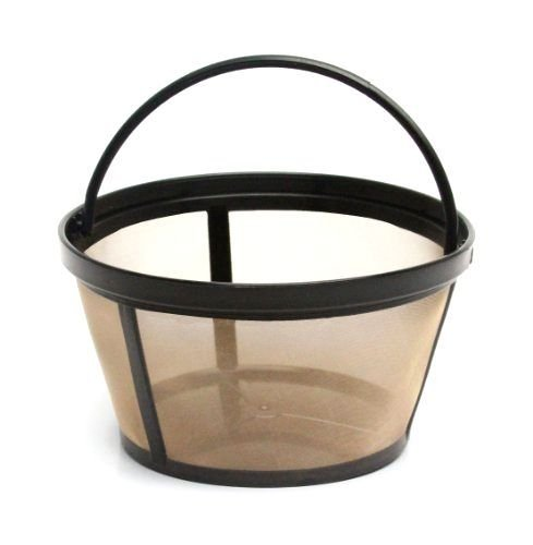 Mr Coffee GTF2-1 Basket-Style Gold Tone Permanent Filter B0000CFQJS