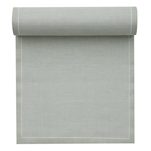 Linen Cocktail Napkin - 43 x 43 in - 50 units per roll - Water Green