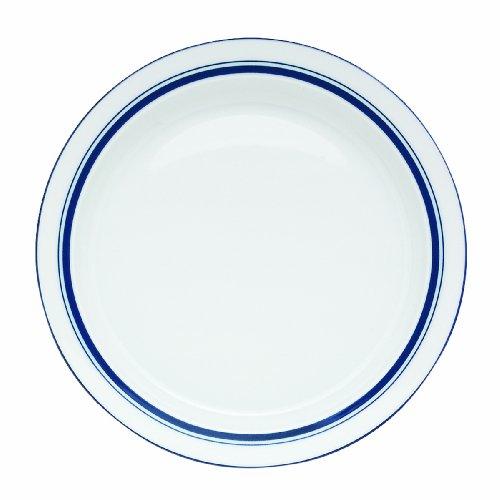 Dansk Christianshavn Blue 73-Inch Bread Butter Plate