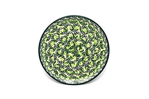 Polish Pottery Plate - Bread Butter 6 14 - Irish Meadow