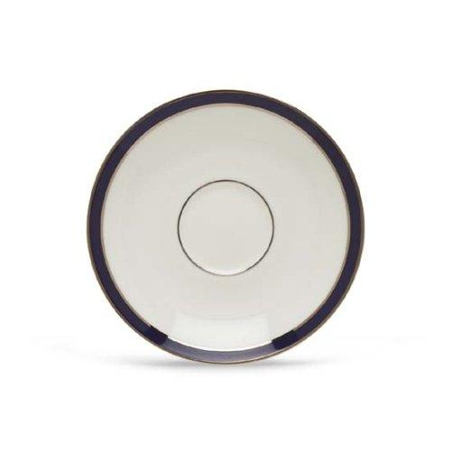 Lenox Federal Cobalt Platinum Bone China Saucer