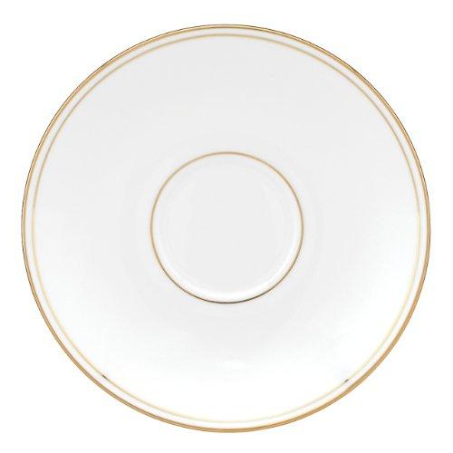 Lenox Federal Gold Bone China Saucer