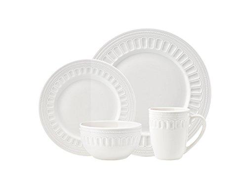 Godinger Mira 16 Piece Porcelain Dinnerware Set