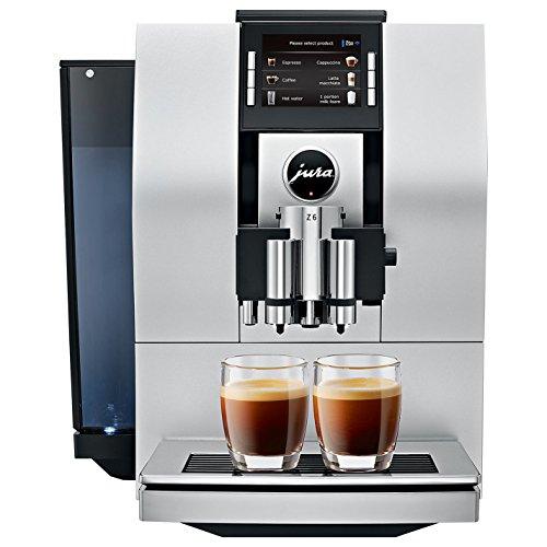 Jura 15093 Automatic Coffee Machine Z6 Aluminum