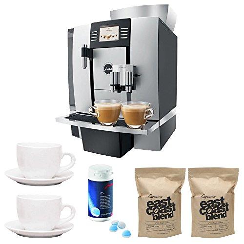 Jura GIGA W3 Proessional Automatic Coffee Machine w Coffee Accessory Bundle