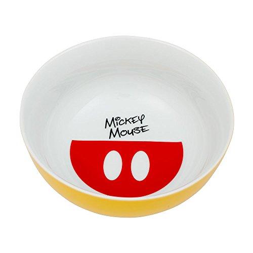 Vandor Disney Mickey Mouse 4 Piece 6 Inch Ceramic Bowl Set 89136