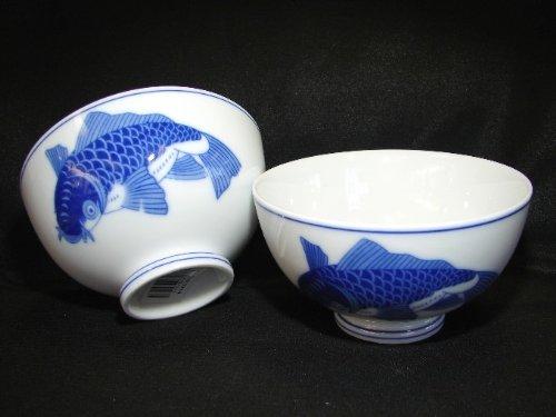 4 of Porcelain Rice Bowls