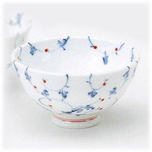 Arita porcelain rice bowl Porcelain rice bowl points Arabesque rice bowl small set 5 piece set  fun toy kitchen utensils