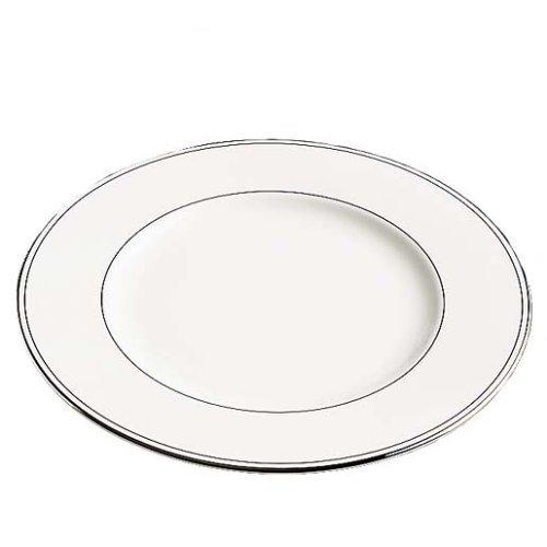 Lenox Federal Platinum Bone China Dinner Plate by Lenox