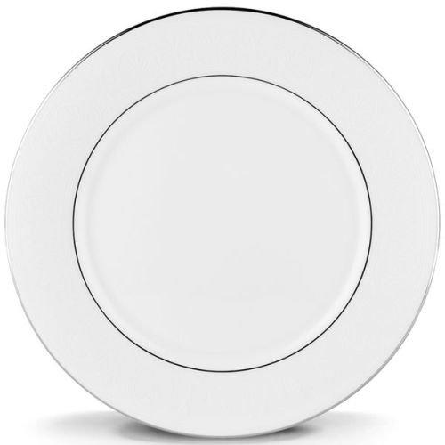Lenox Hannah Platinum Bone China Dinner Plate