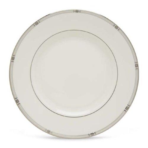 Lenox Westerly Platinum Bone China Dinner Plate