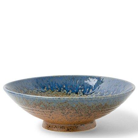 Aoi Nagashi 95 Ceramic Serving Bowl