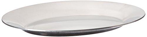 Winco APL-11 Aluminum Sizzling Platter 11-Inch