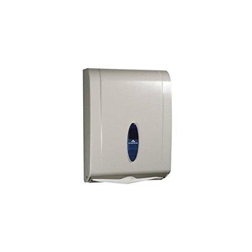 Georgia Pacific 5663001 Combination C-Fold  Multifold Paper Towel Dispenser White