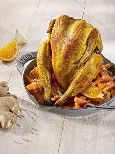 Henckels Graphite Vertical Chicken Roaster 120 00 18
