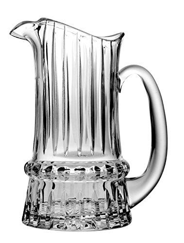 Barski - 44 oz - Cut Crystal - Decorative - Pitcher - with Handle