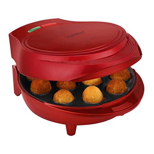 Vonshef 12 Cake Pop Maker - Red