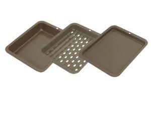 Range Kleen Bw5 Non-stick Petite 3-piece Bakeware Set