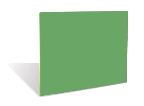 Crestware 18 by 24-12-Inch Polyethylene Cutting Board in Green