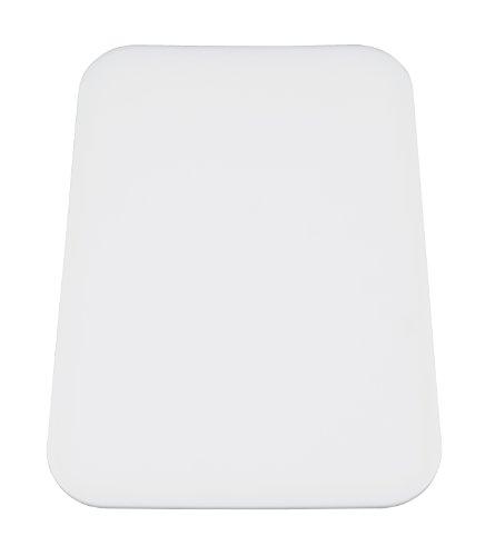 Kohler K-6537-0 Assure Polyethylene Cutting Board for Use on Assure Sink White