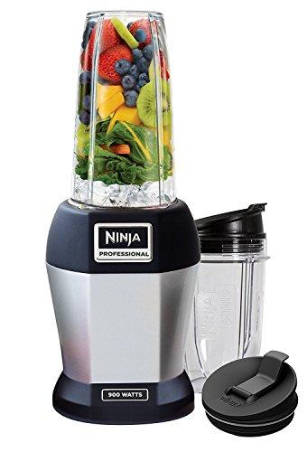 Nutri Ninja Pro BL450 900 Watts single-serve smoothie blender Certified Refurbished