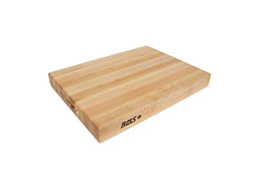 John Boos Block RA02 Maple Wood Edge Grain Reversible Cutting Board 20 Inches x 15 Inches x 225 Inches