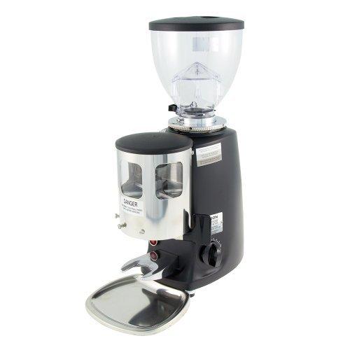 Mazzer Mini Flat Burr Espresso Grinder - V2 - Black