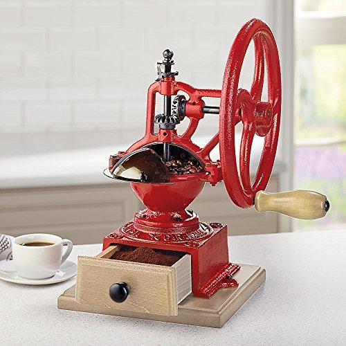 The Classic Italian Espresso Grinder