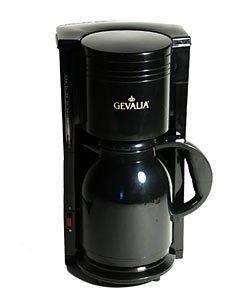 Gevalia 8 Cup Black Thermal Carafe Coffee Maker