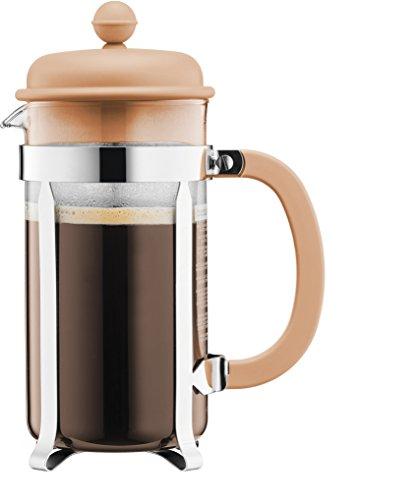 Bodum CAFFETTIERA Coffee Maker 1 L - Cream