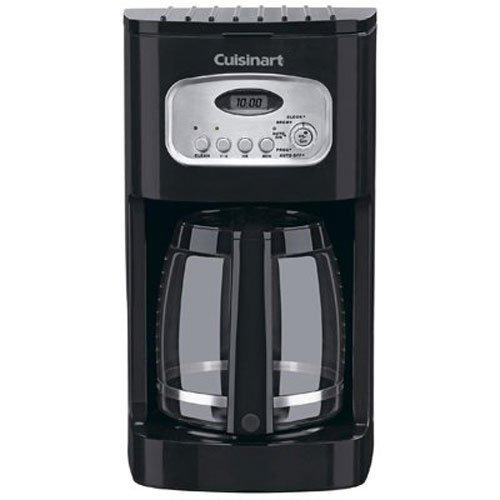 Cuisinart DCC-1100BK Coffeemaker 12-Cup Black