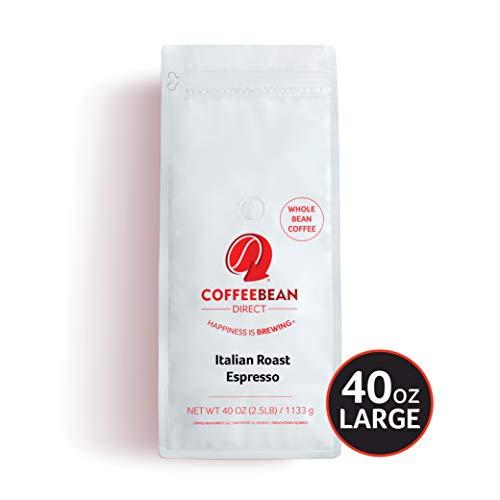 Coffee Bean Direct Italian Roast Espresso 25 Pound