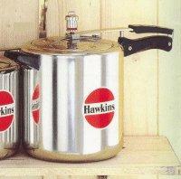 HAWKINS PRESSURE COOKER 65 LITER